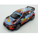 Hyundai i20 Coupe WRC Nr.11 Winner Rallye Catalunya 2019 model 1:18 IXO MODELS 18RMC052A.20