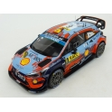 Hyundai i20 Coupe WRC Nr.6 Rallye Catalunya 2019 (3rd Place) model 1:18 IXO MODELS 18RMC052C.20