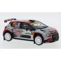 Citroen C3 R5 Nr.21 Rallye Monza 2020, IXO Models 1/43 scale