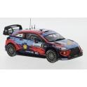 Hyundai i20 Coupe WRC Nr.8 Rallye Monza 2020 model 1:43 IXO Models RAM769