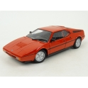 BMW (E26) M1 1978 (Red) model 1:24 WELLY WE-24098r