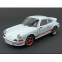 Porsche 911 Carrera RS 2,7L 1973 (White) model 1:24 WELLY WE-24086w
