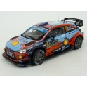 Hyundai i20 Coupe WRC Nr.19  Rally Monte Carlo 2019, IXO Models 1/24 scale