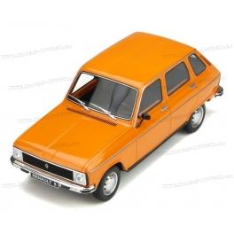 Renault 6 TL 1976 model 1:18 OttO mobile OT371