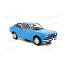 Fiat 128 Coupè 1100 S 1972 modrá, Laudoracing-Model 1:18