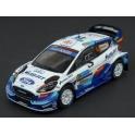Ford Fiesta WRC Nr.44 Rallye Estonia 2020 model 1:43 IXO Models RAM760LQ