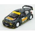 Citroen C3 WRC Rallye Sardinien 2020 model 1:43 IXO Models RAM766LQ