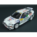 Ford Escort RS Cosworth Nr.7 Rally Monte Carlo 1995 (2nd Place), IXO Models 1/18 scale