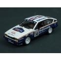 Alfa Romeo GTV6 Nr.14 Rallye Tour de Corse 1986 model 1:43 IXO Models RAC318