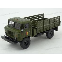 GAZ-66 Valník NVA 1964 model 1:43 Premium ClassiXXs PCL47052