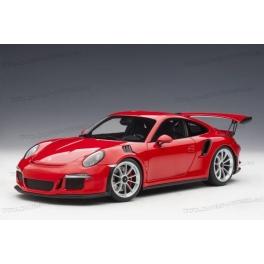 Porsche 911 (991) GT3 RS 2016 (Red) model 1:18 AUTOart AU-78165