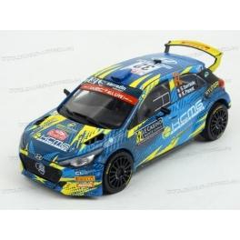 Hyundai i20 R5 Nr.32 Rally Monte Carlo 2020 model 1:43 IXO Models RAM754