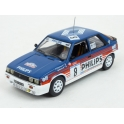 Renault 11 Turbo Gr.A Nr.8 Rallye Tour de Corse 1987, IXO Models 1:43