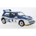 MG Metro 6R4 Nr.4 RAC Rally 1986 model 1:18 IXO MODELS 18RMC068B.20