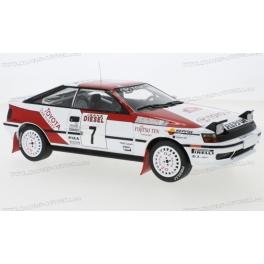 Toyota Celica GT-Four ST165 Nr.7 Rallye Sanremo 1990 model 1:18 IXO MODELS 18RMC069B.20