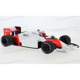 McLaren MP4/2B Nr.1 Marlboro Formula 1 Winner Dutch GP 1985 model 1:18 MCG (Model Car Group) MCG18607F