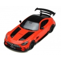 Mercedes AMG GT-R Black Series 2021 model 1:18 GT Spirit GT323