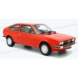 Alfa Romeo Alfasud Sprint 1.3 1.serie 1976 red, Laudoracing-Model 1/18 scale