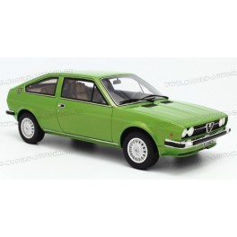 Alfa Romeo Alfasud Sprint 1.3 1.serie 1976 green, Laudoracing-Model 1/18 scale