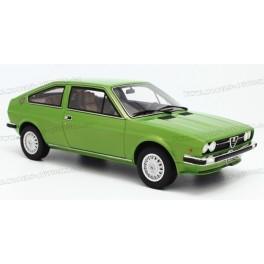 Alfa Romeo Alfasud Sprint 1.3 1.serie 1976 zelená, Laudoracing-Model 1:18