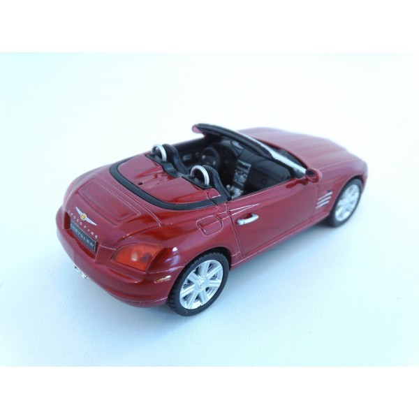 Chrysler Crossfire Roadster 2005, NOREV 1/43 Scale Model