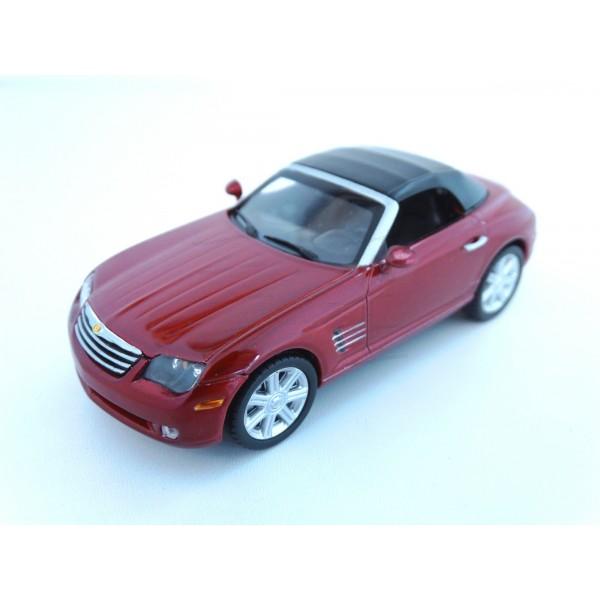 Chrysler Crossfire Roadster 2005, NOREV 1/43 Scale Model
