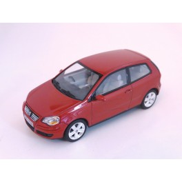 Volkswagen Polo (Mk.IV Typ 9N3) Facelift 2006, Minichamps 1:43