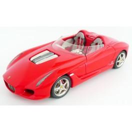 Ferrari Rossa By Pininfarina Saloon Torino 2000, BBR Models 1:43