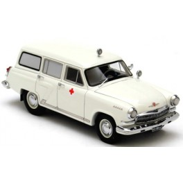 Volga GAZ M22 Ambulance 1960
