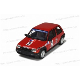 Renault 5 GT Turbo Cup Nr.2 1985, OttO mobile 1:18
