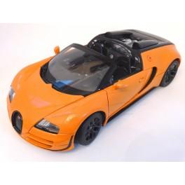 Bugatti Veyron 16.4 Grand Sport Vitesse SE 2012, RASTAR 1:18