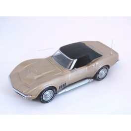 Chevrolet Corvette C3 Coupe Hard-Top 1969, Vitesse 1:43