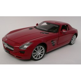 Mercedes Benz SLS AMG, WELLY 1:24