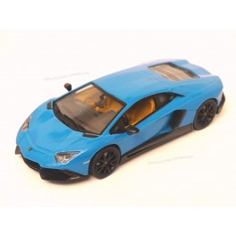 Lamborghini Aventador LP 720-4 50° Anniversario 2013, WhiteBox 1:43