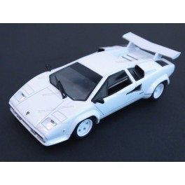 Lamborghini Countach LP400 S 1978, WhiteBox 1:43