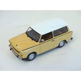 Trabant 601 Universal 1965, WhiteBox 1:43