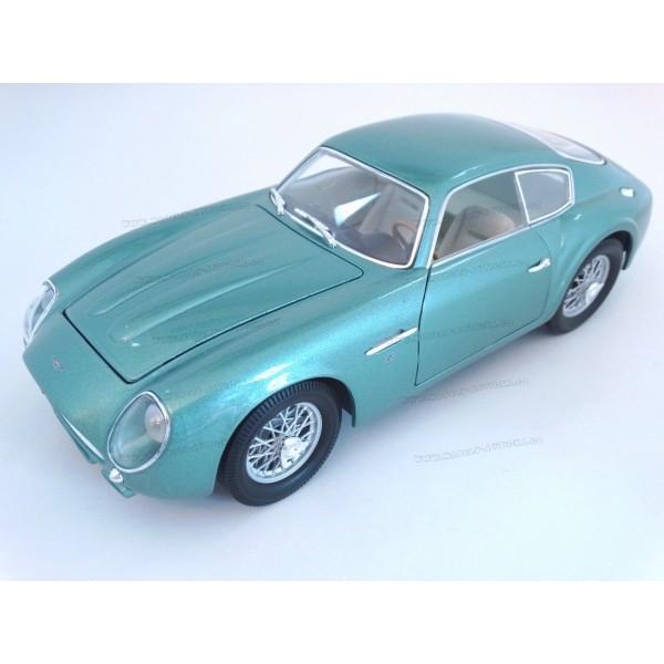 Aston Martin DB4 GT Zagato 1961, WhiteBox 1:18 Model
