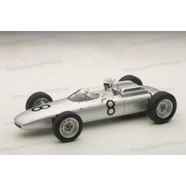 Porsche 804 F1 Nürburgring 1962 Nr.8 (With Driver Figurine), AUTOart 1:18