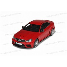Mercedes Benz C63 AMG Coupe Black Series 2011, GT Spirit 1/18 scale
