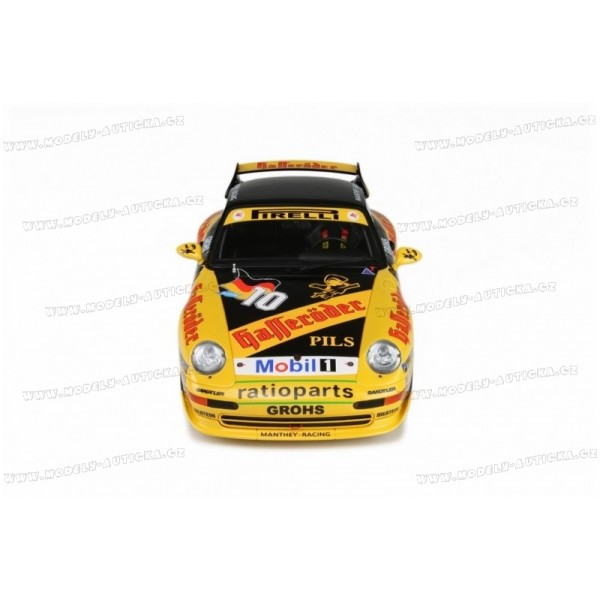 Supercup: Porsche 911 Type 993 Supercup Nr.10 Manthey Racing Team