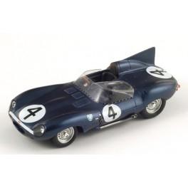Jaguar D Nr.4 Winner Le Mans 1956