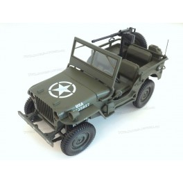 Jeep Willys MB 1/4 Ton US Army 1942, NOREV 1:18