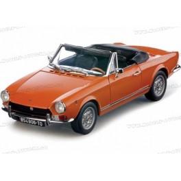 Fiat 124 Spider BS 1970, Sun Star 1:18