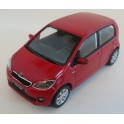 Škoda Citigo, Abrex 1:43 Red