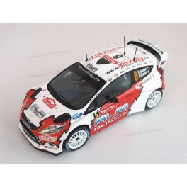 Ford Fiesta RS WRC Nr.6 5th Rally Monte Carlo 2012, Spark 1:43