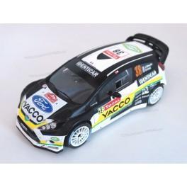 Ford Fiesta RS WRC Nr.38 Rally Monte Carlo 2012, Spark 1:43
