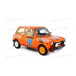 Autobianchi A112 Abarth 1:18 Rally Colline di Romagna 1978, Laudoracing-Model 1:18
