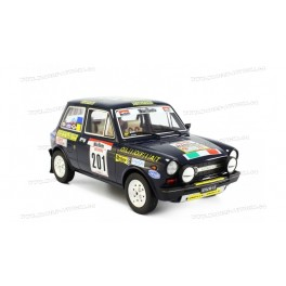 Autobianchi A112 Abarth 1:18 Rally San Martino di Castrozza 1977, Laudoracing-Model 1/18 scale