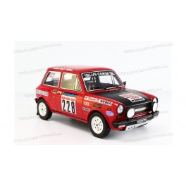Autobianchi A112 Abarth 1:18 Rally Il Ciocco 1978, Laudoracing-Model 1:18