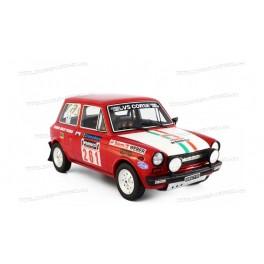 Autobianchi A112 Abarth Rally Isola d'Elba 1978, Laudoracing-Model 1:18